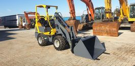 compact loader Eurotrac w11 2020