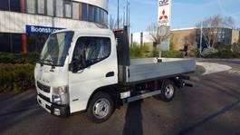Pritschenwagen offen FUSO CANTER 3S13 / AMT / 280 -Open laadbak bedrijfswagen