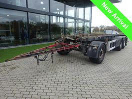 container chassis trailer GS Meppel AIC-2700 N Containerchassis 2004