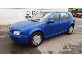 hatchback car Volkswagen Golf 1.9 TDI 1999