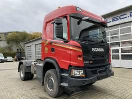 cab over engine Scania G410 4x4 Euro 6 SZM Kipphydraulik + Retarder! 2018