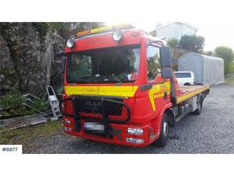 tow-recovery truck MAN TGL 12.220 tow truck 2011
