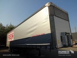 mega-volume semi trailer Schmitz Cargobull Semitrailer Curtainsider Mega 2014