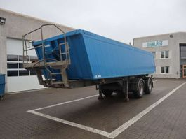 tipper semi trailer Kel-Berg 24 m³ 2015