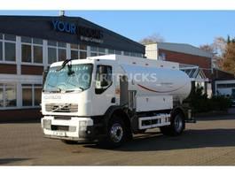 tank truck Volvo FE 260 EURO 5/13000l/4 Kammern/ADR 2010