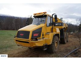 Gelenkmuldenkipper Moxy MT31 with good tires 2005
