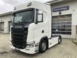 cab over engine Scania S520 4x2 Retarder / Leasing 2019