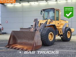 wheel loader Volvo L110 E Nice and clean 2003