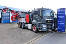 Saugwagen MAN TGS 28.460 6x2 Kaiser ECO 3.0 Wasserrückgewinner 2020