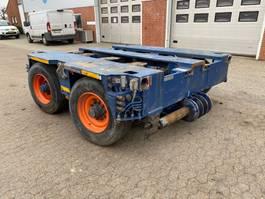 lowloader semi trailer Goldhofer THP/ET 2 2012