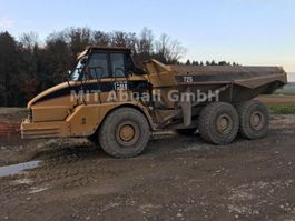 paving machine Caterpillar Dumper 725 **BJ 2003 *12144 H*Klima /TOP** 2003
