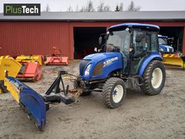 farm tractor New Holland Boomer 50 2018