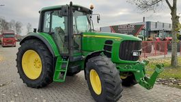 farm tractor John Deere 6630 PQ, Fronthitch, 3480h, 2012!! 2012