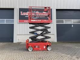 scissor lift wheeld MAN tiou 78SEC 2012