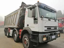 tipper truck > 7.5 t Iveco Eurotrakker  410E44-8X4