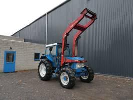 farm tractor Ford 6610 4x4 1986