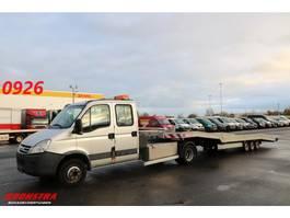 loading ramp - car transporter lcv Iveco Daily 65C18 BE-Combi Minisattel Luchtvering PTO 2010