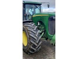 farm tractor John Deere 8120 PS 2002