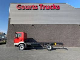 chassis cab truck MAN TGM 13 4X4 CHASSIS CABINE UNUSED 2017