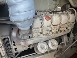 whisper power unit MAN 225 KVA