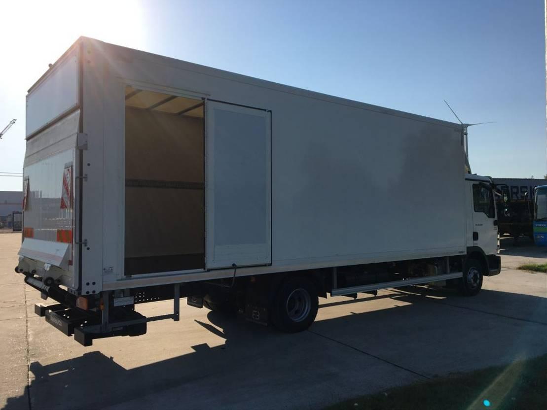 closed box truck > 7.5 t MAN Prachtige Man TGL 12.220  2019!! 2019