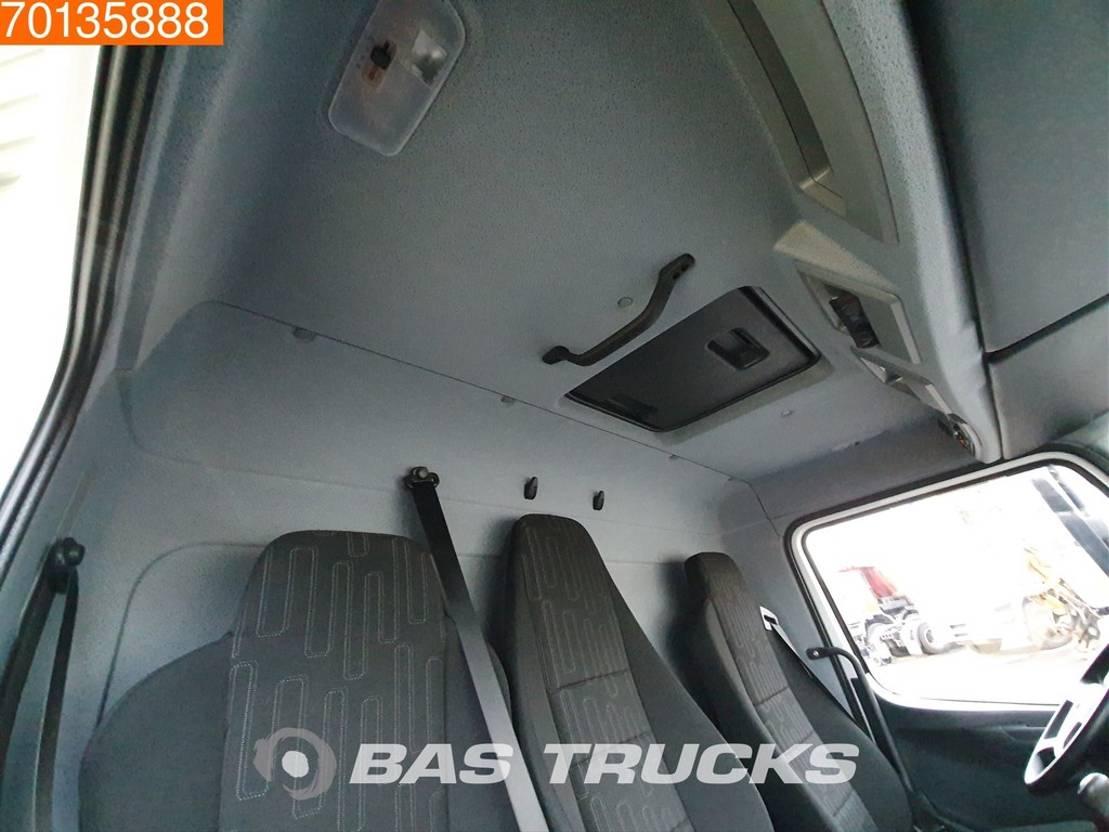 closed box truck > 7.5 t Mercedes-Benz Atego 818 L 4X2 Manual Ladebordwand ClassicSpace Euro 6 2015