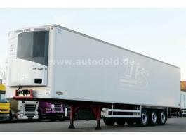 refrigerated semi trailer Chereau Tiefkühl Termokng Bi-Temperatur SLX 87m³ 2012