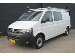 closed lcv Volkswagen Transporter 2.0 TDI L2H1 Dubbele Cabine - Airco - Cruise - PDC - Imperiaal - € 11.90... 2014