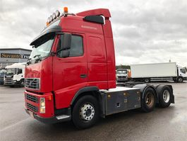 cab over engine Volvo FH12 6X4 2002