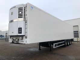 refrigerated semi trailer FB. 1360 Thermoking SL 200 (lift Axel) 2008