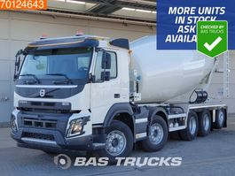 concrete mixer truck Volvo FMX 460 10X4 More units available! 15m3 Schwing Stetter 10X4 VEB+ Euro 6 2020
