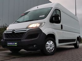closed lcv Citroën Jumper 2.0 35 hdi maxi 2018