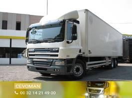 refrigerated truck DAF CF 75 CF75.310 Frigo Chereau 2009