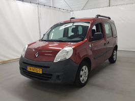 mpv car Renault Kangoo Family 1.6 Authentique 2010