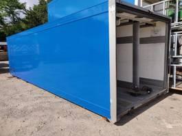 andere LKW-Anbaugeräte Opberging Laadbak / Geïsoleerde koffer / koelkoffer voor tuinhuis / hok