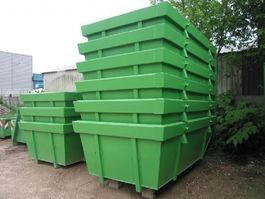 debris container