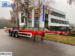 container chassis semi trailer ASCA Container 10 / 20 / 30 / 40 / 45 FT container chassis, Disc brakes 2008