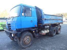 tipper truck > 7.5 t Tatra T 815, 6x6 1983