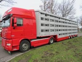 livestock semi trailer Pezzaioli SBA** 2019