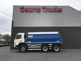tipper truck > 7.5 t Terberg FM 1350 WDG 6X6 MET HYVA AO KIPPER 2012