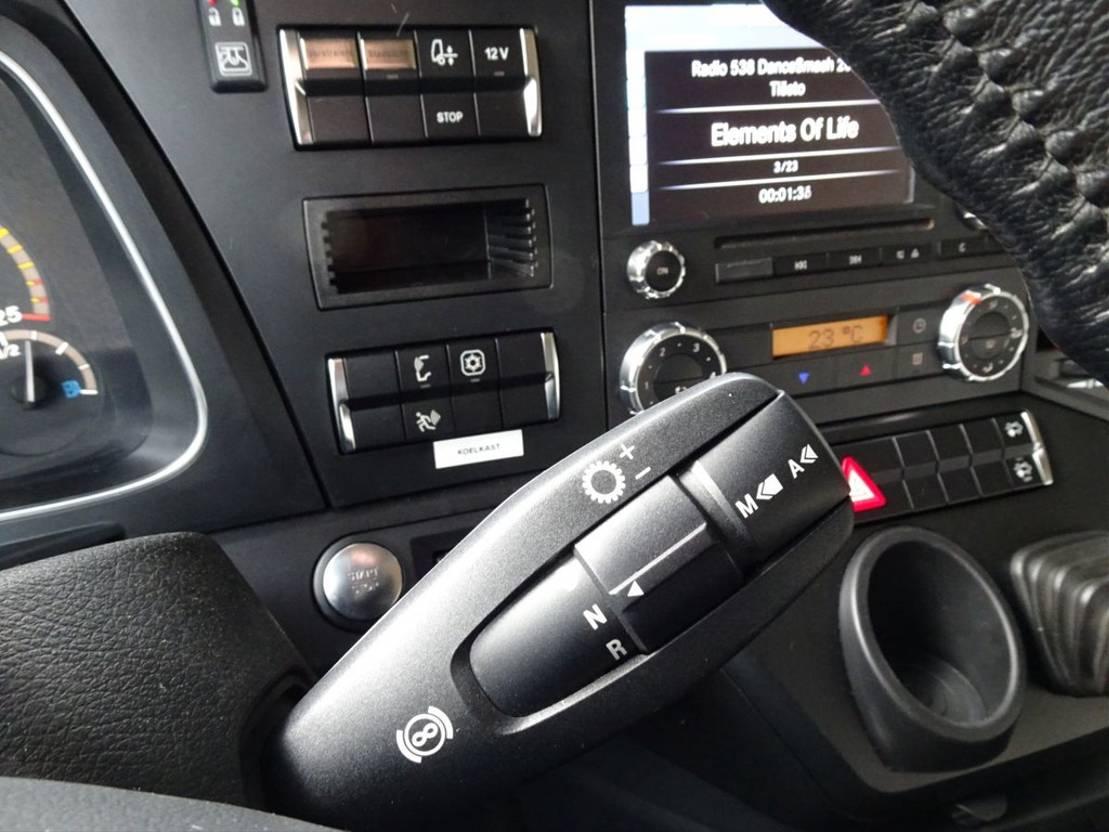 closed box truck > 7.5 t Mercedes-Benz Actros 1845 / DOORLAAD SYSTEEM / 2 X LAADKLEP 2013