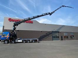 crane truck Scania R 480 10X4*6HNA + EFFER 1750/8S + JIB 6S +JIB 3S KRAAN/KRAN/CRANE/GRUA 2007