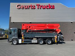 concrete pump truck MAN TGS 26.440 6X4 CIFA K35L-XZ 35 METER CONCREET PUMP/BETONPOMP/ BETONPUMPE 2013