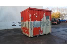 sanitary container Sabu Douche En Toiletcontainer 1994