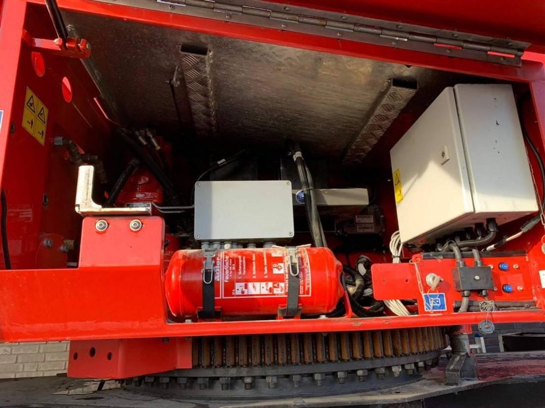 Kranwagen MAN TGS 41 8X4 SENNEBOGEN HPC 40 KRAN/KRAAN/CRANE/GRUA 2009