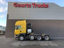 heavy duty tractorhead Scania R 500 LA 8X4 /4 HNC 4X VORHANDEN