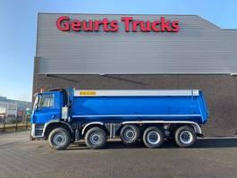 tipper truck > 7.5 t Ginaf X 5450 S 10X8 TIPPER/KIPPER 2009