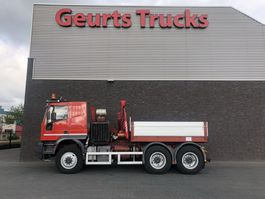 heavy duty tractorhead Iveco 380 E 52 6X6 SIVI HEAVY DUTY TRACTOR 275 TON