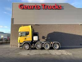 heavy duty tractorhead Scania R500 V8 LA 8X4/4HNC HEAVY DUTY TRACTOR 4X IN STOCK 2007