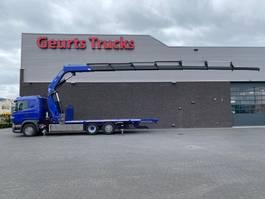crane truck Scania G 480 6X2 + FASSI KRAAN/CRANE/KRAN/GRUA 2013